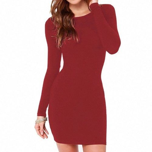 22f9b14e7c Vestido Da Minne Vermelha en Mercado Libre México