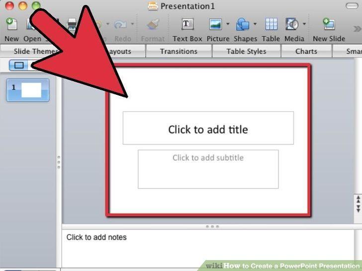 How Do I Make A Powerpoint Presentation