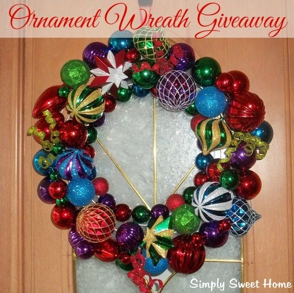 Cvs Hours Christmas Eve.Ornament Wreath Giveaway From Cvs Pharmacy Books Worth