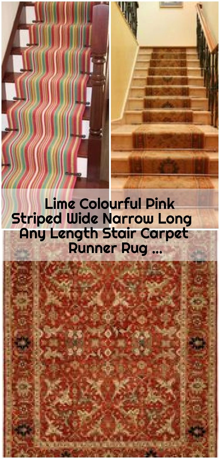 Best Lime Colourful Pink Striped Wide Narrow Long Any Length 400 x 300