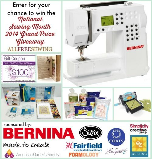 Reviews And Giveaways Bernina 40 Sewing Ideas And Craft Inspiration Bernina 215 Sewing Machine Reviews