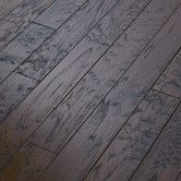 "Found it at Wayfair - Epic Pebble Hill 3-1/4"" Engineered Hickory Flooring in Burnt Barnboard"