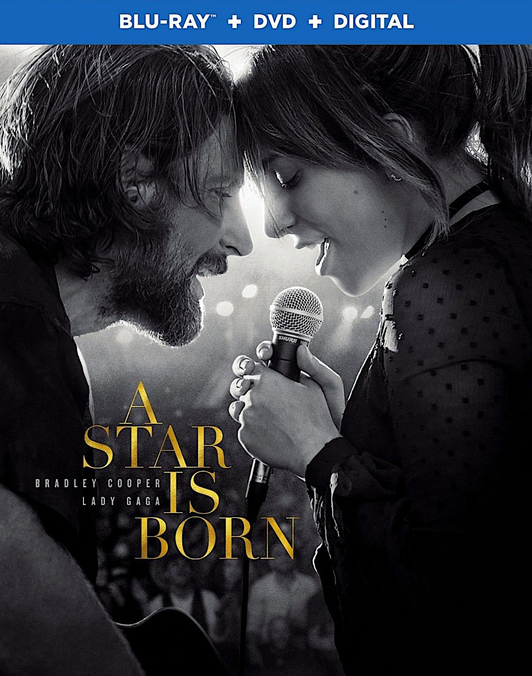 A Star Is Born Target Exclusive Blu Ray Warner Blu Ray A Star