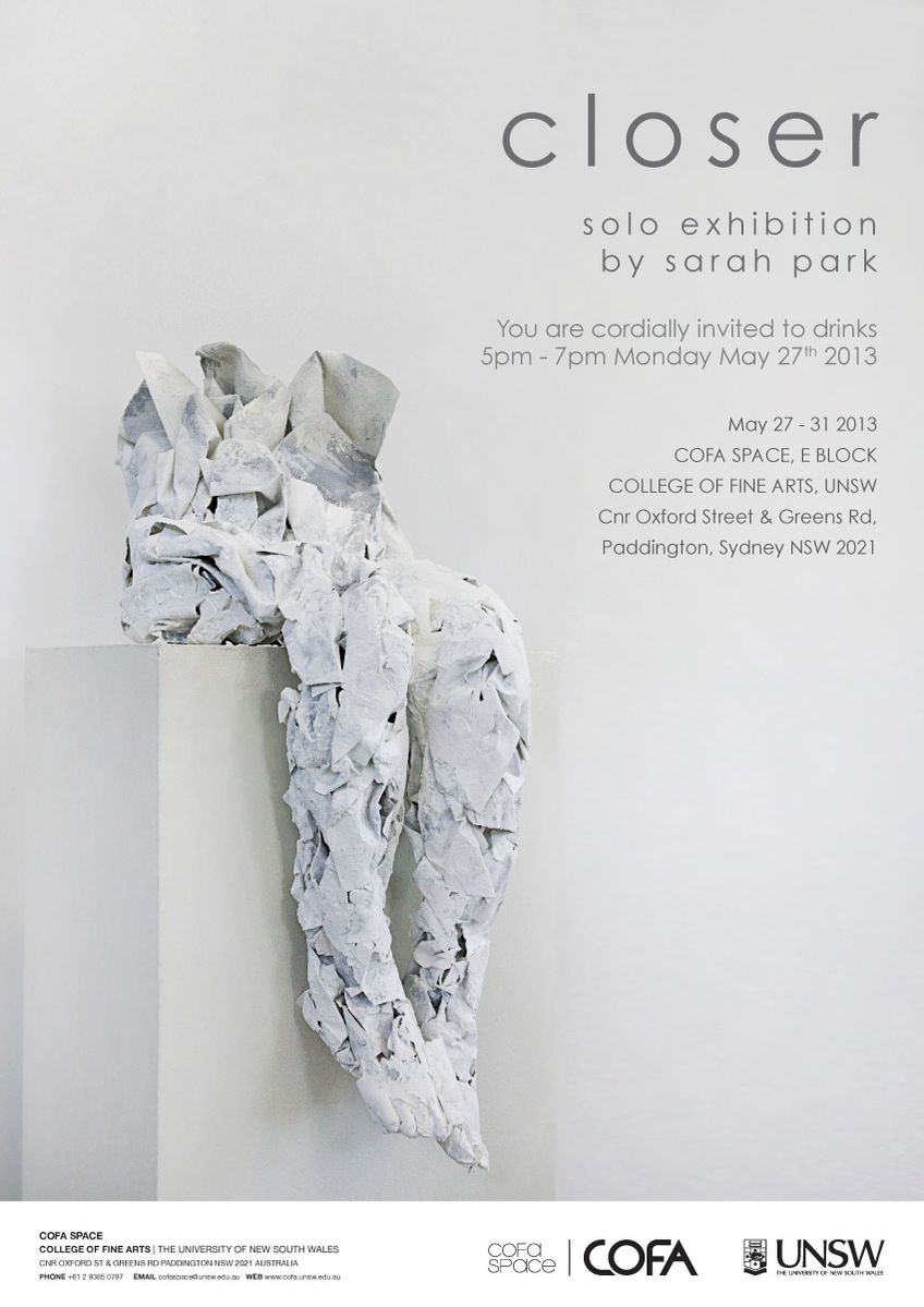 Art Exhibition Invitations on The Loop Exhibition Invitations