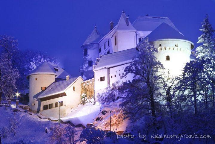 velenjski grad , slovenia