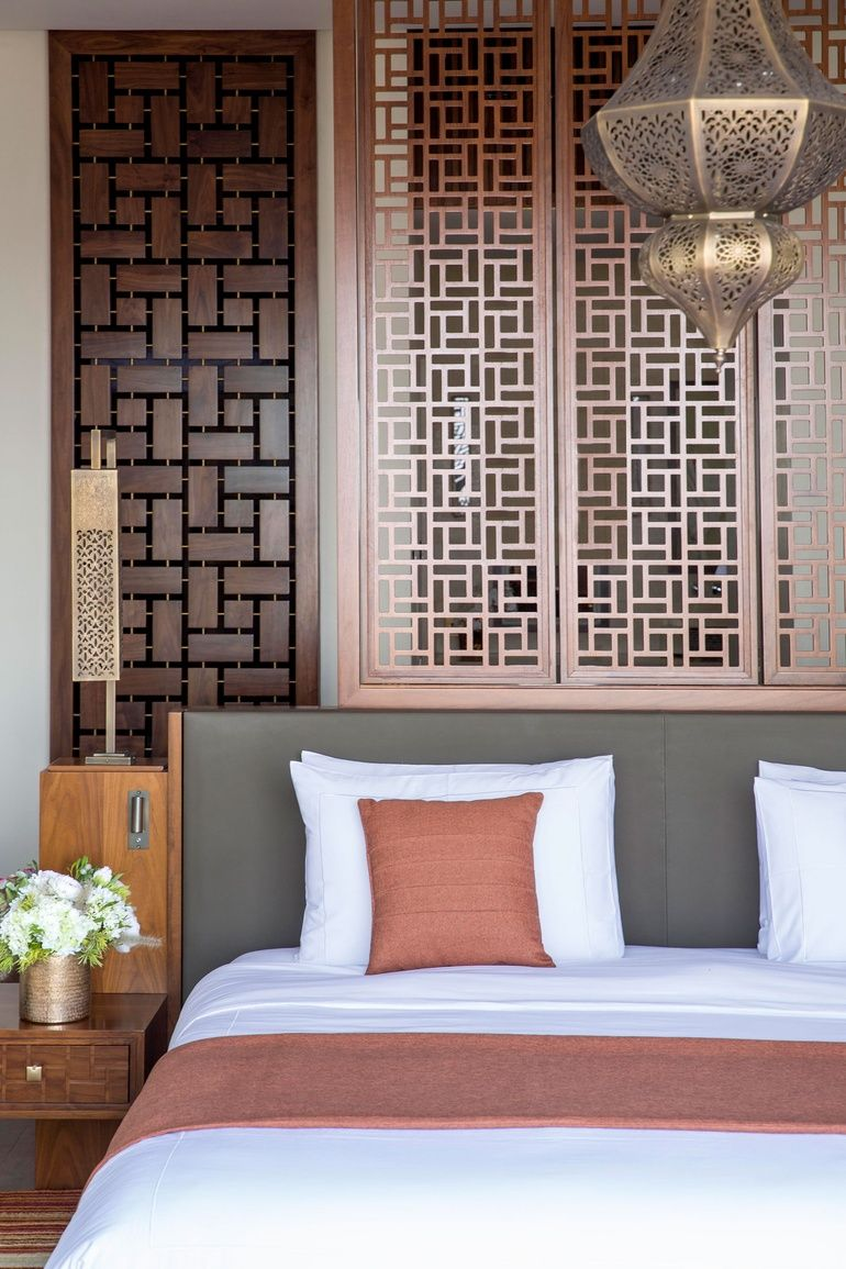 Hotel Room Decorating Ideas: Atelier Pod Designs Luxury Hotel In Oman