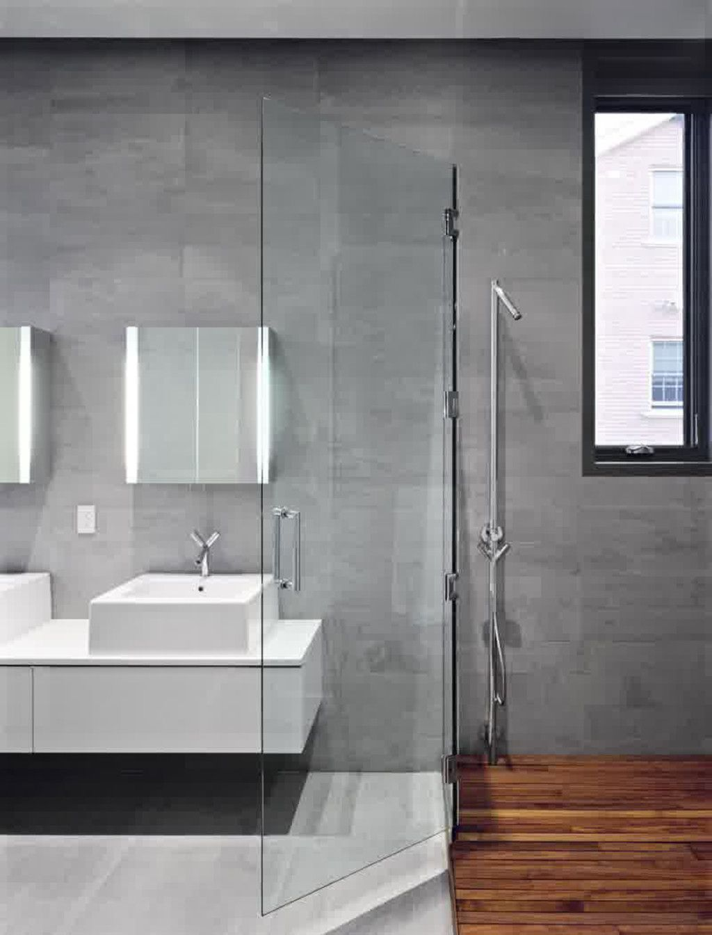 Grey bathroom tiles google search 9b pinterest wood floor grey bathroom tiles google search dailygadgetfo Choice Image