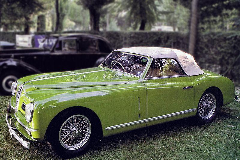 1948 alfa romeo 6c 2500 cabriolet freccia d 39 oro coches antiguos i coches motos y autos. Black Bedroom Furniture Sets. Home Design Ideas