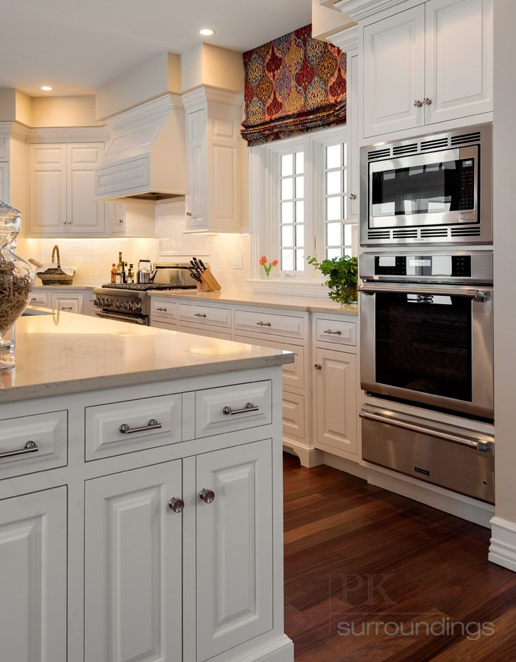 Custom Kitchen Cabinets Maine Custom Kitchen Cabinets designed by PKsurroundings in Exeter, NH