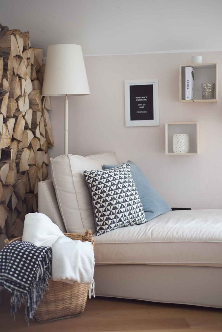 Wohnzimmer - Leseecke  Skandinavisch ♡ Wohnklamotte  Wohnzimmer