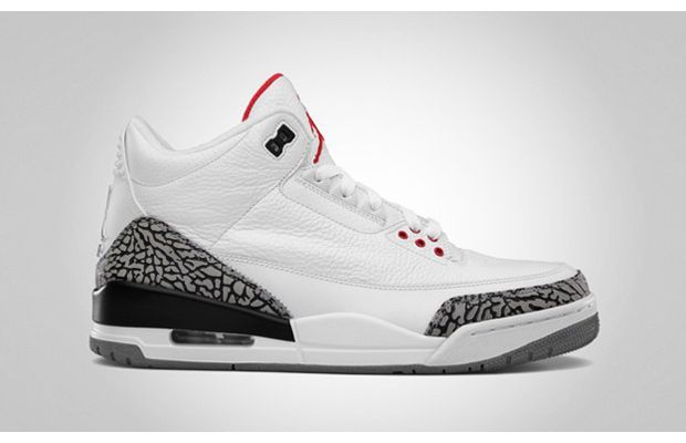 Air Jordan 3 - Mike was on his way out of Nike. TH designed this and the  rest is history. Also TH first Jordan shoe. 98005c561