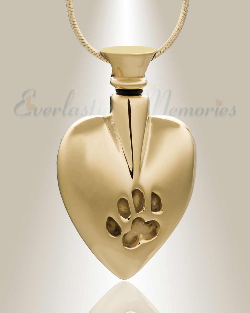 Gold in my heart cremation jewelry and pet memorial lockets gold in my heart cremation jewelry pet jewelry urns and pet memorial pendants to hold cremated ashes find many styles pet cremation keepsakes to honor aloadofball Choice Image