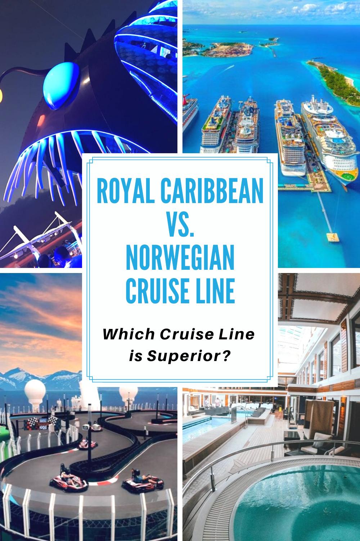 Royal Caribbean Vs Disney Cruise Line: Royal Caribbean Vs Norwegian [Ultimate Face Off!]