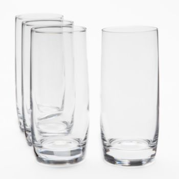 Simple Luxe Highball Glasses. So I'll use these for water, juice, and mixed drinks!!