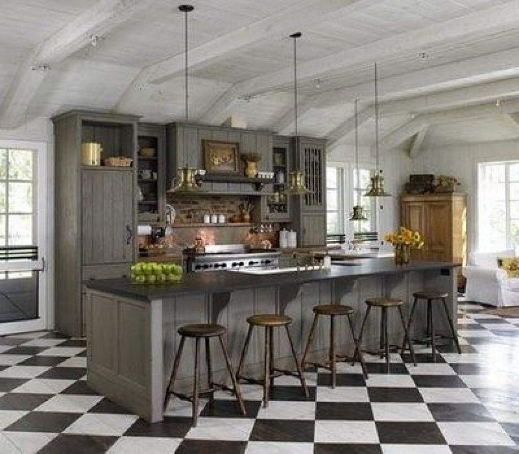 Beautiful Of Best 25 Checkered Floor Kitchen Ideas On Pinterest Inside Checkered Kitchen Floor Vinyl Flooring Kitchen Kitchen Flooring Checkered Floor Kitchen