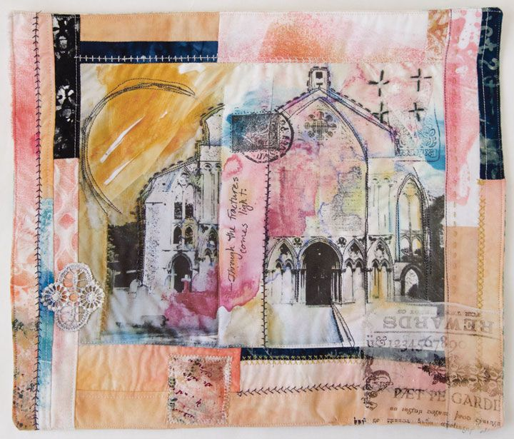 Article in Winter 2017 Issue Somerset Art Quilting Studio A