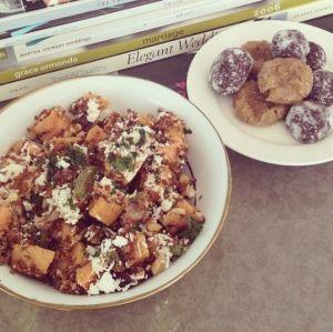 Sweet Potato Bowl Of Sweetness | JillianRaycroft.com