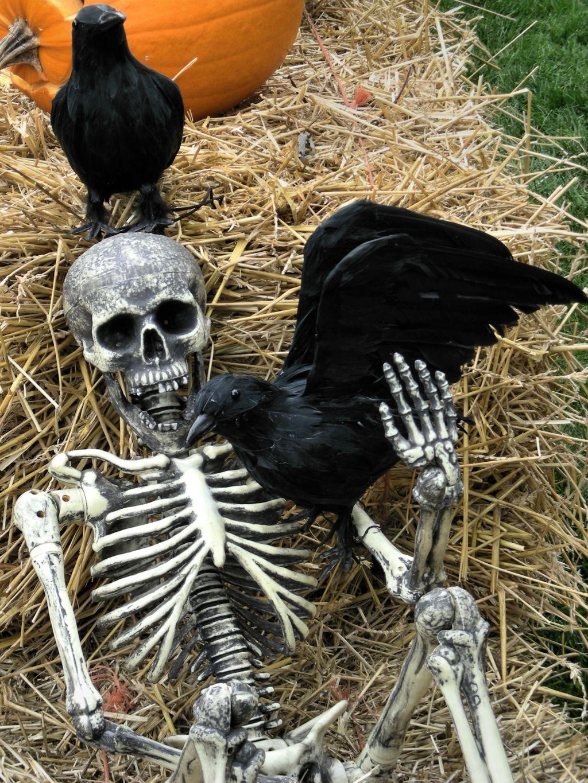 Halloween Decorations Halloween Pinterest Graveyards