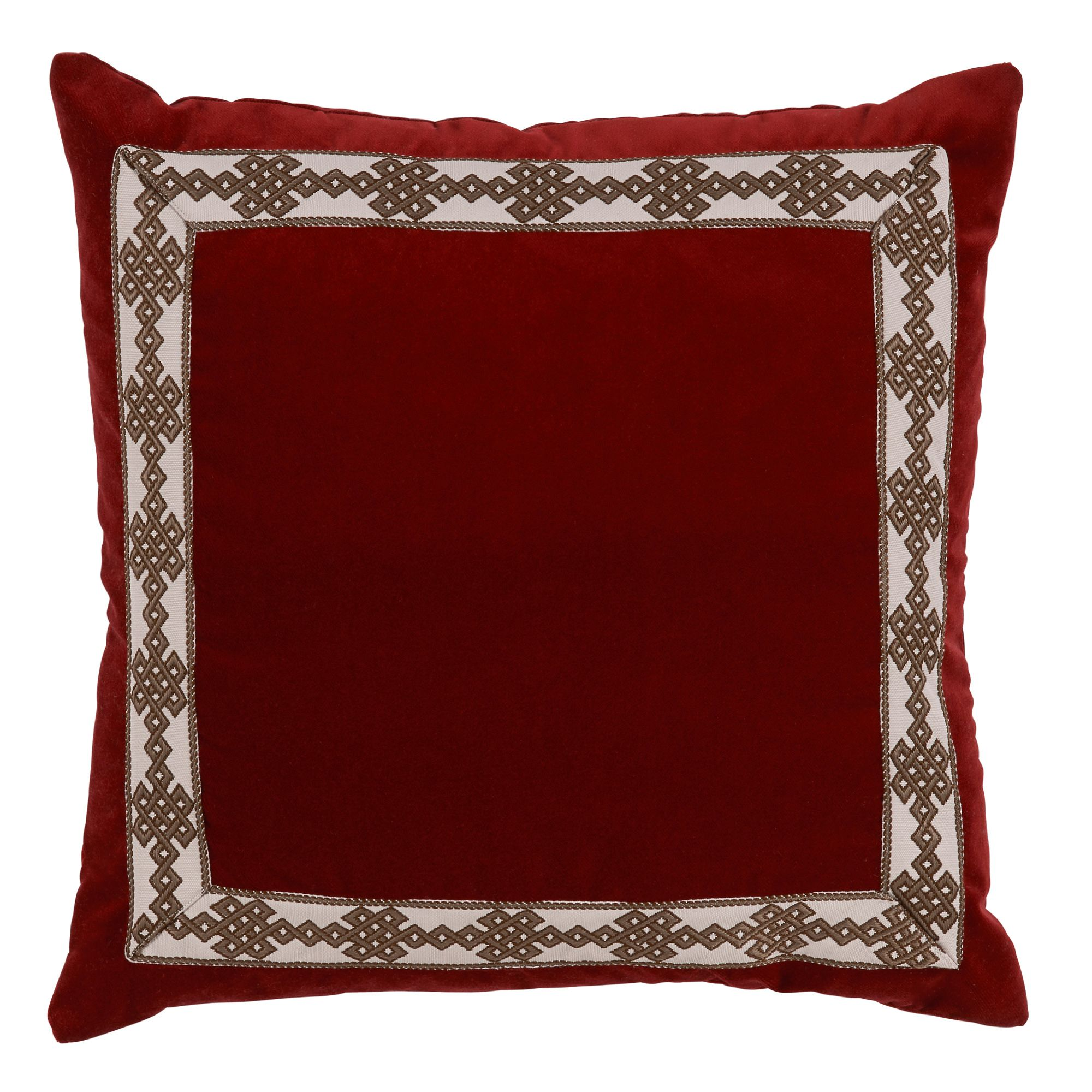 red rectangle decorative anchor p nautical pillow pillows v flanged throw