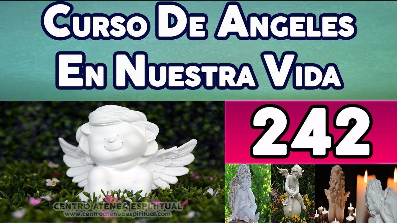 CURSO DE ANGELES GRATIS EN NUESTRA VIDA 242 FE, ESPERANZA Y OPTIMISMO.