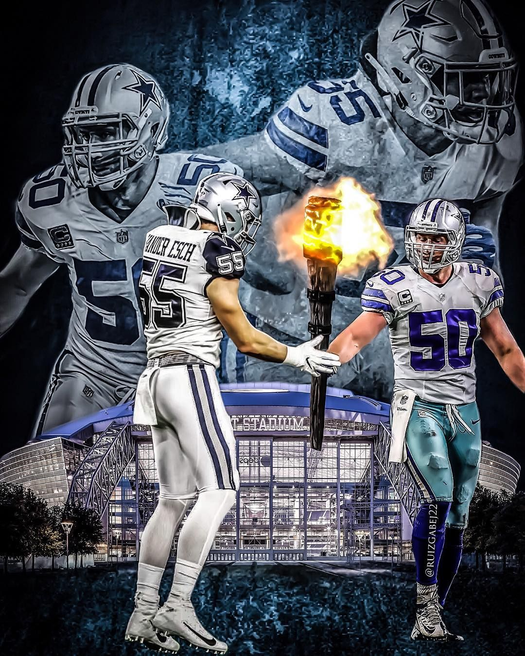 Pin By Joshua Forster 15 On Awesomeness Dallas Cowboys Players Dallas Cowboys Girls Dallas Cowboys Wallpaper