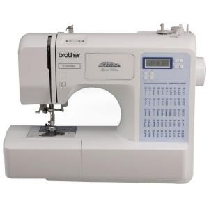 Brother Embroidery Machine with Large Color LCD Touch Screen