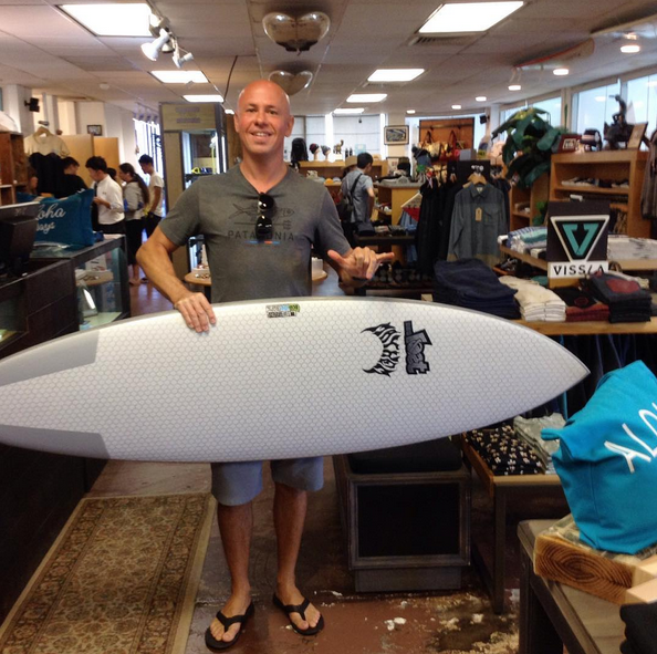"Mike enjoy your new ...Lost Surfboards Lib Tech Surf 6'0"" Short Round. Let us know how you like it. Thanks for stopping by;) @lost9193 @mayhemb3_mattbiolos #hawaiiansouthshore #yoursurfboutique #mahalo #surfboard #Hawaii"