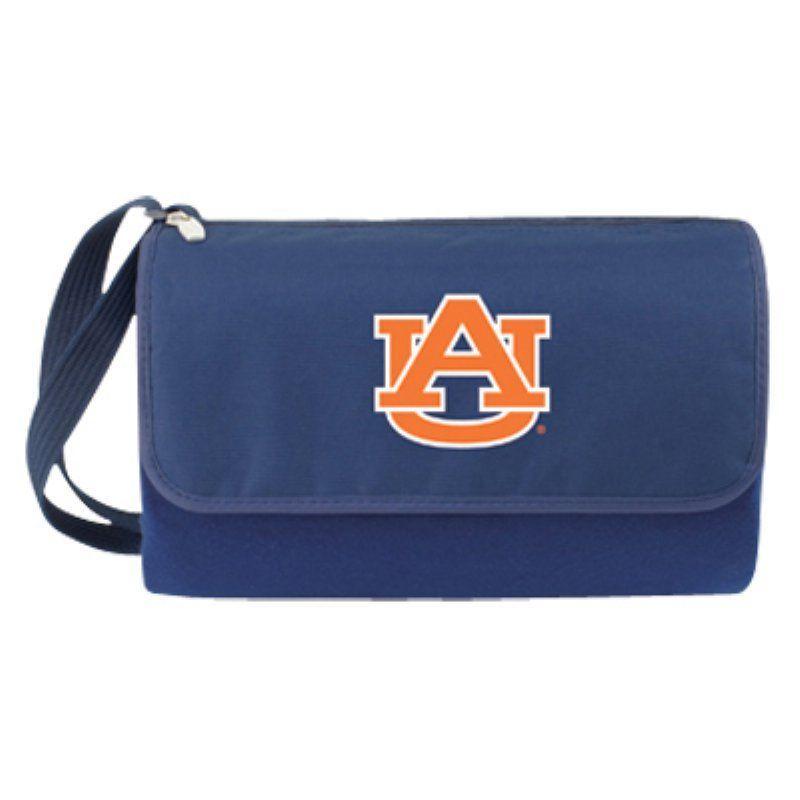 Picnic Time Collegiate Blanket Tote Orange - 820-00-103-044-0