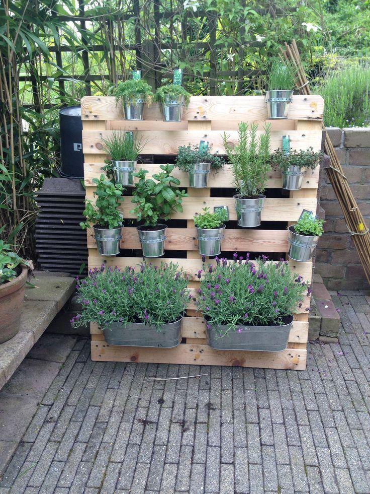 37+ Inspirierende kleine Balkongarten-Ideen [Home & Apartment #kräutergartenbalkon