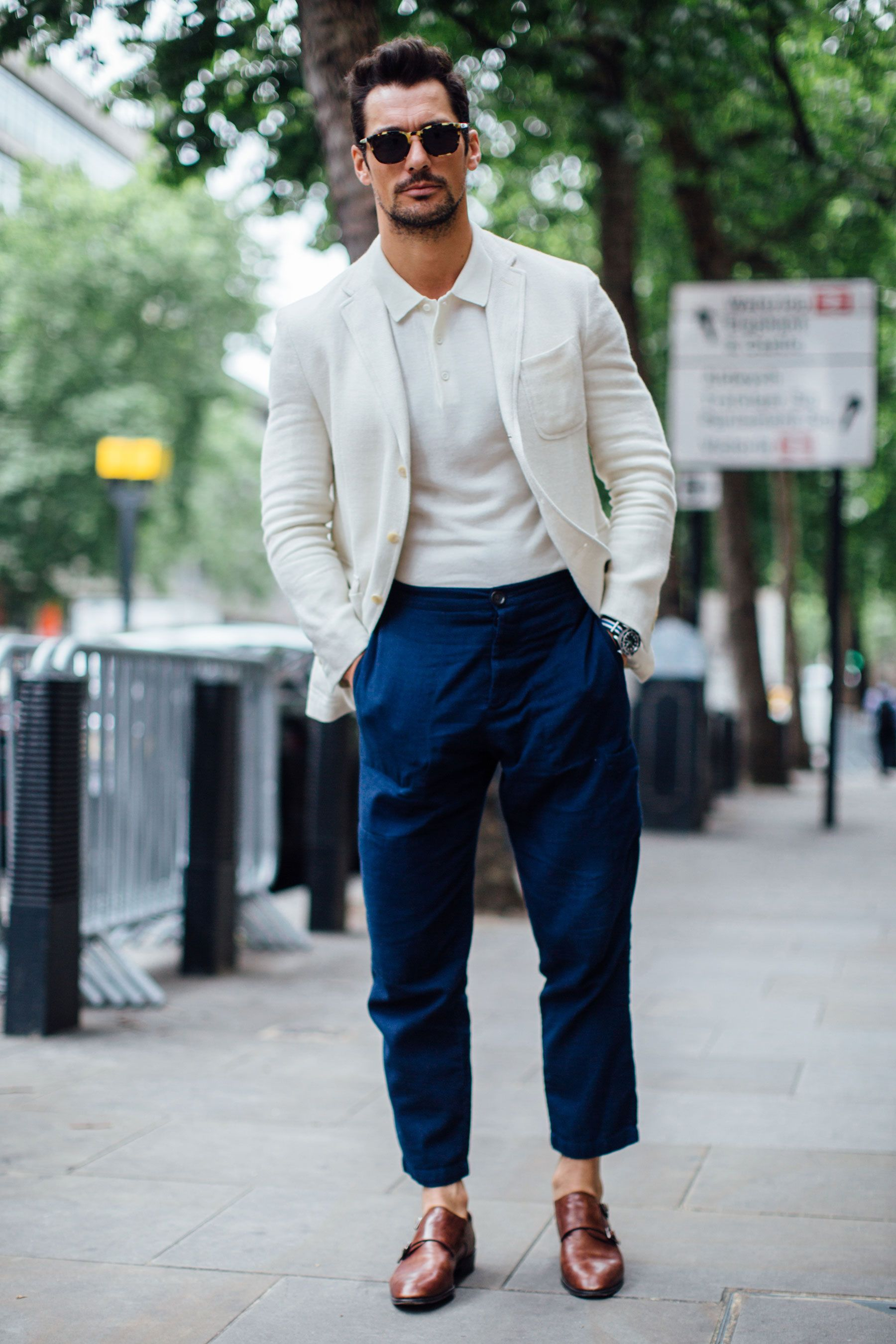 Fashion · London Fashion Week Men\u0027s Street Style Spring 2018