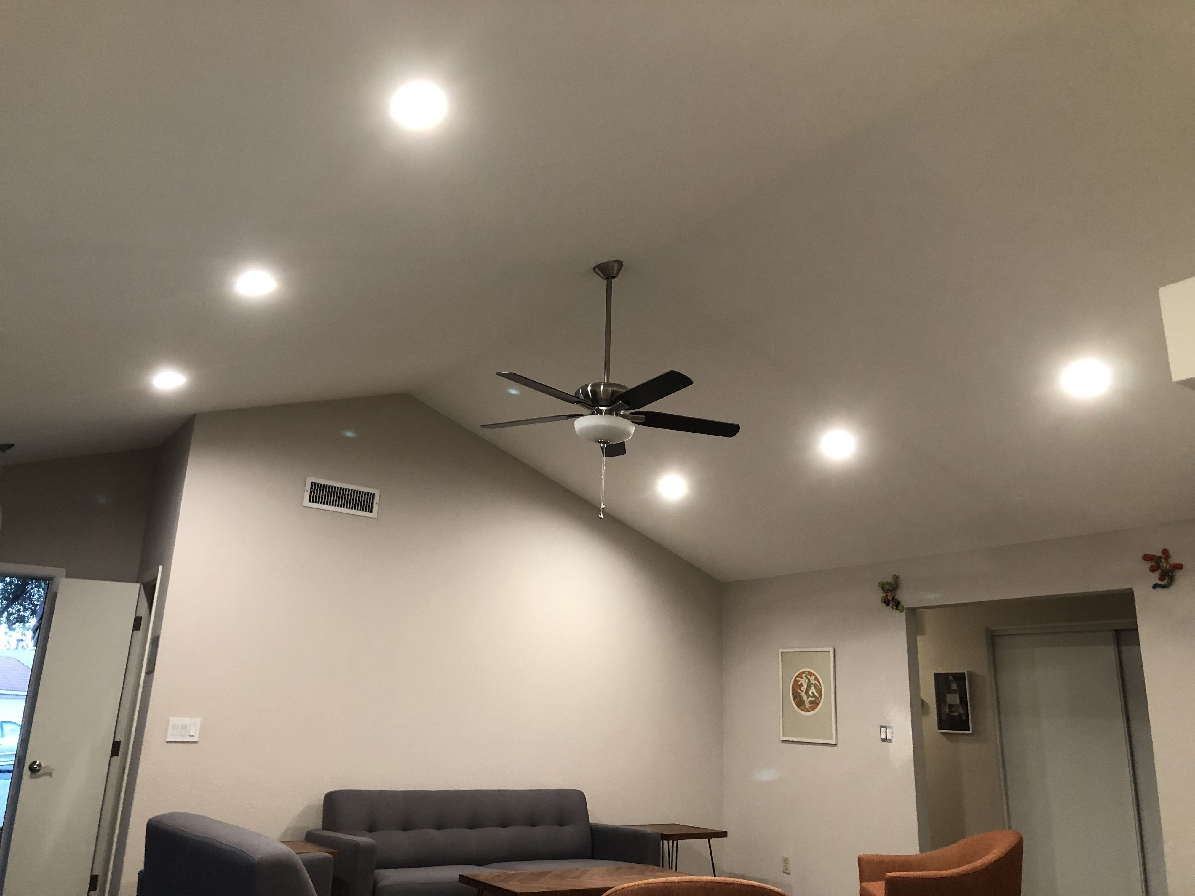 6x 6 Inch Led S On A New 3 Way Switch And Dimmer Recessed