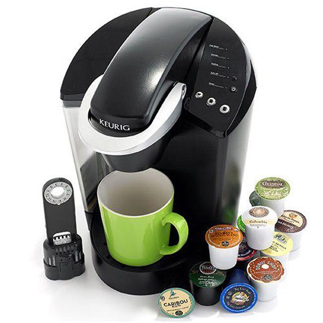 Keurig K55k45 Elite Single Cup Home Brewing System Black Coffee