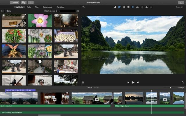iMovie for Mac Gets Support for Editing 4K Movies