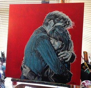 """My Sarah Jane"" Doctor Who Original Painting by James Hance | eBay"