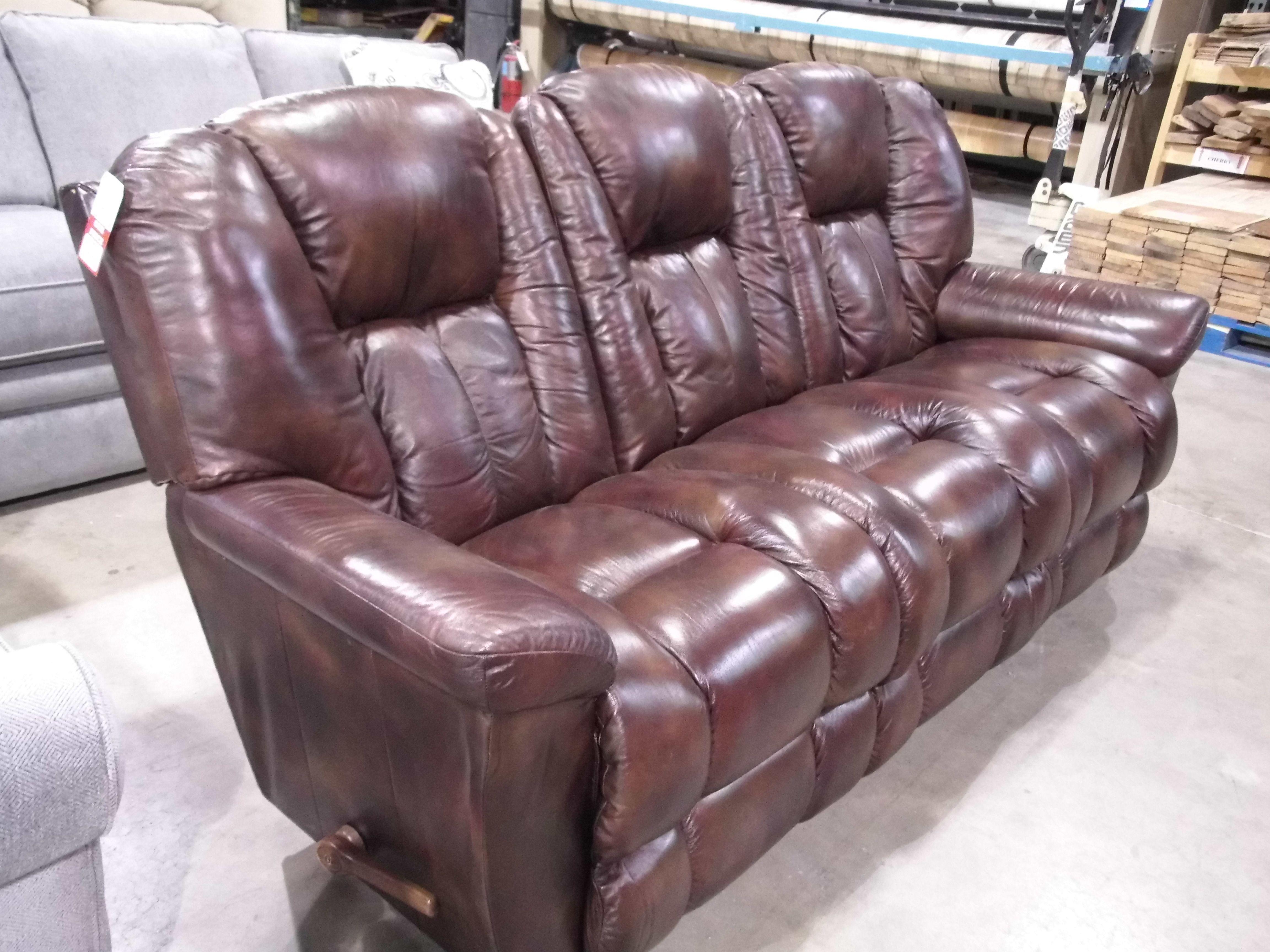 Lazy Boy Maverick Sofa Leather