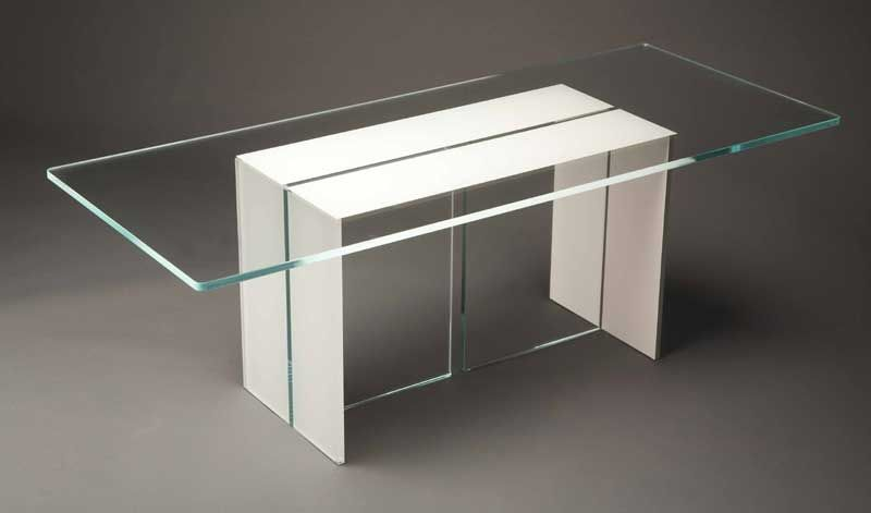 Amazing Furniture Lovely Glass Top Dining Table Base Large Glass
