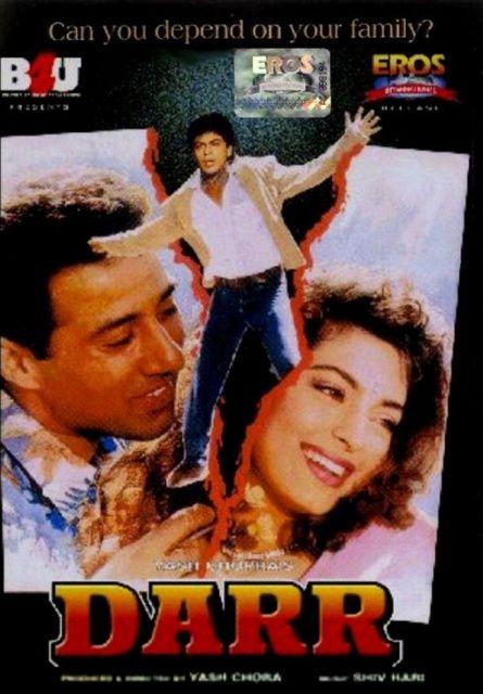 Darr 1993 Hindi Movies Online Hindi Bollywood Movies Hindi Movies