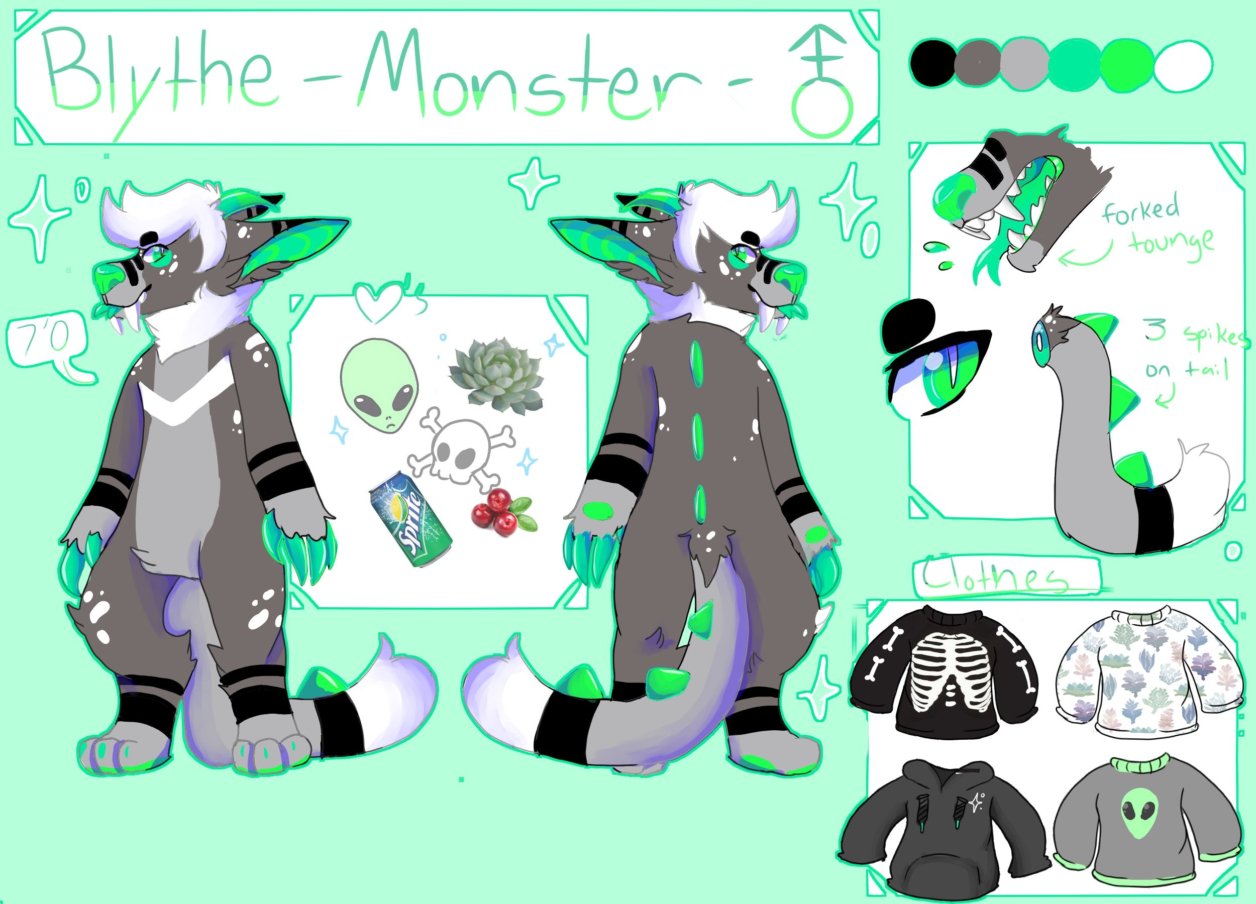 Finally Got Around To Making A Somewhat Better Reference Sheet For