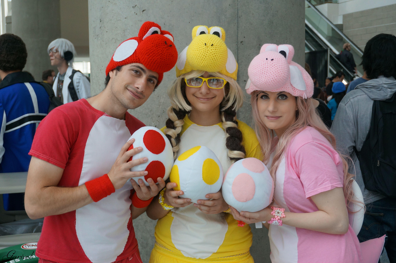 Yoshi Cosplay Costumes Pinterest Mario Halloween Ideas Yoshi