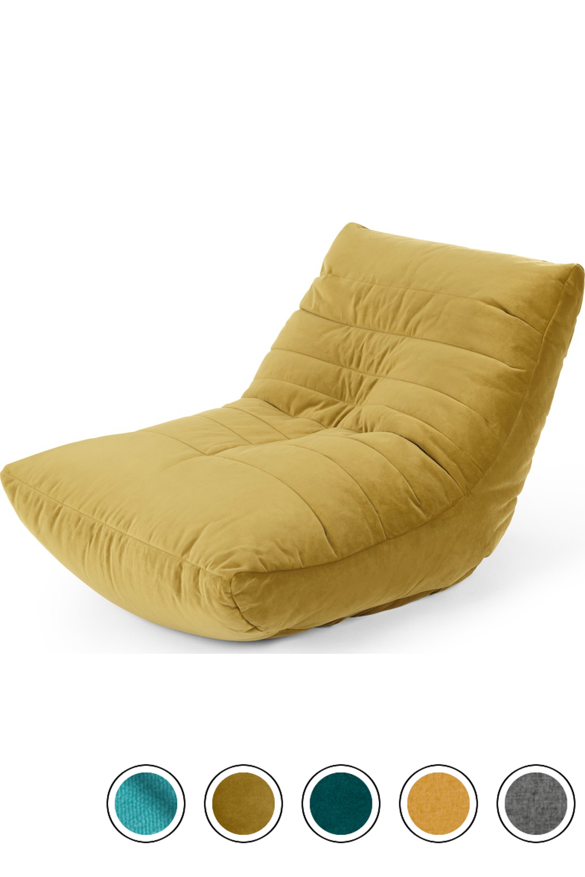Made Bean Bag Chair Vintage Gold Velvet New Audrie Bean Bags Collection From Made Com Bean Bag Chair Gold Velvet Bean Bag