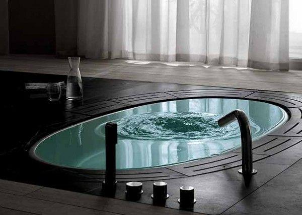 Unico vasche da bagno piccole dimensioni vladmirita