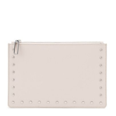 Medium Studded Pouch