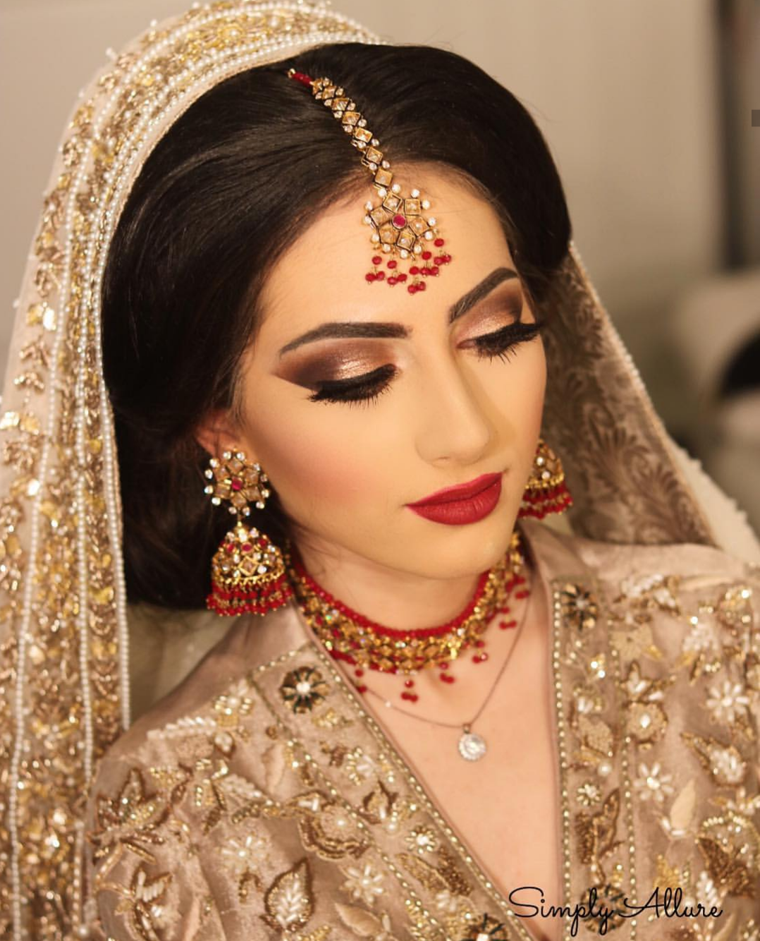 pakistani bridal makeup | heights of elegance in 2019
