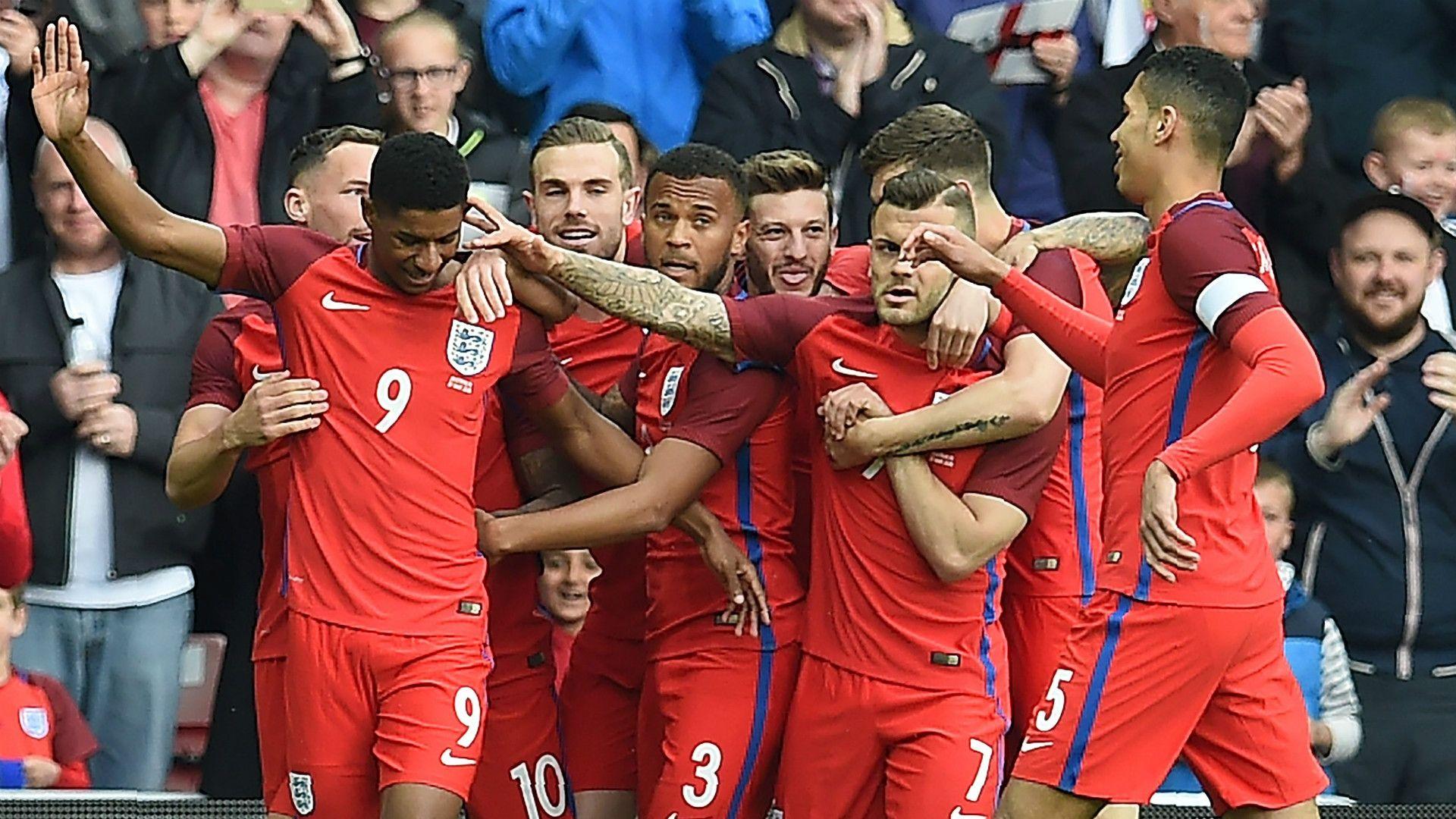 Daftar (Timnas) Skuad Inggris Piala Eropa 2016