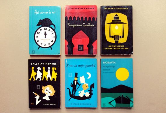 Dick Bruna book jackets - Creative Review