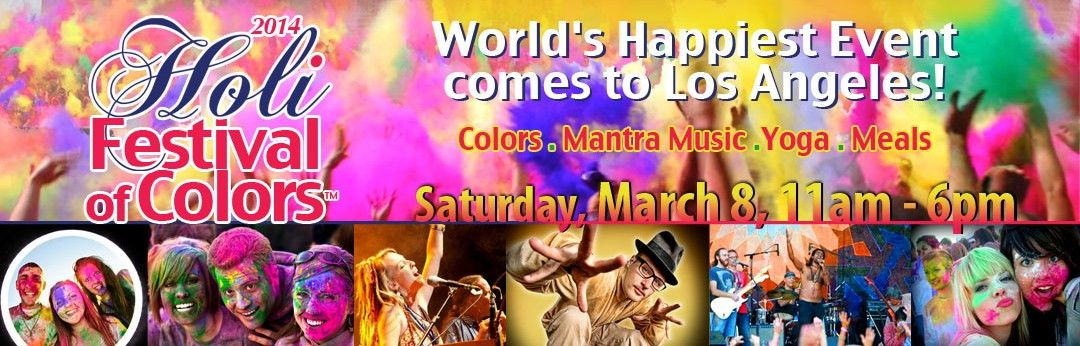Festival of Colors is coming March 29. Will you be there ...