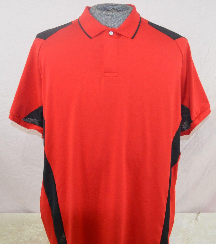 Mens Ralph Lauren Rlx Polo Shirt Sz Xl Extra Large Excellent