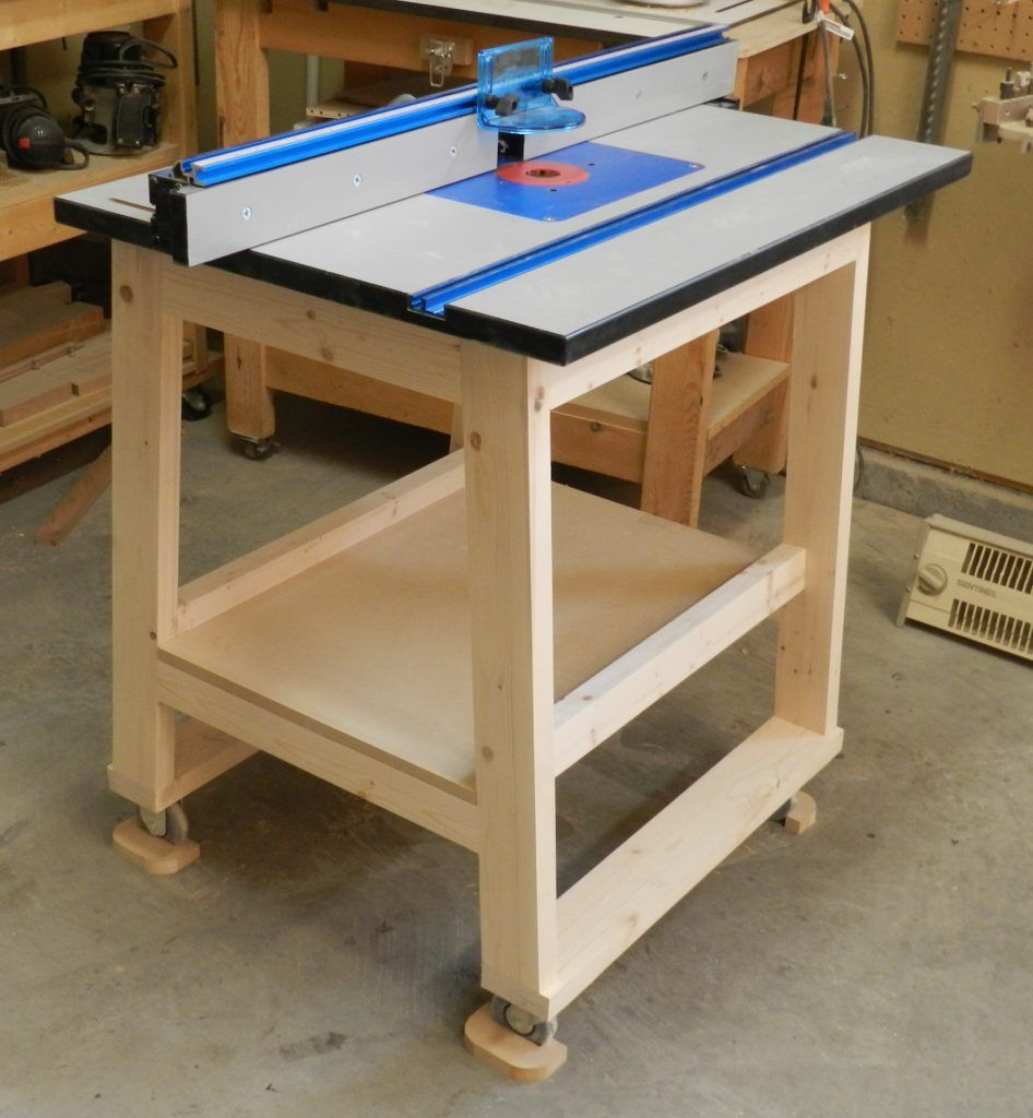 Project Ideas Good Router Table