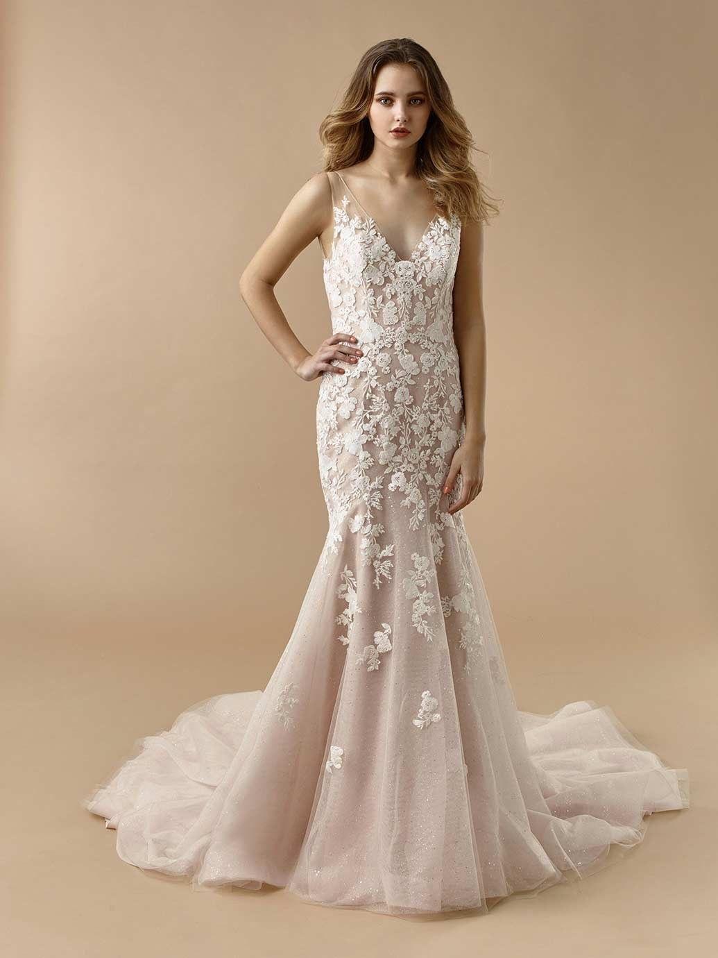 Hochzeitskleider - Bilder-Galerie und Brautkleider-Trends  Neue