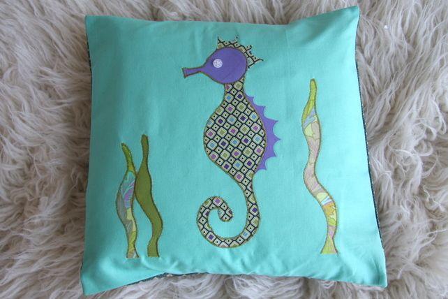 Seahorse Cushion £20.00
